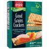 Good Grains Crackers Flatbread Everything