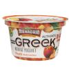 Peach Greek Natural Fat Free