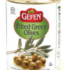 Pitted Green Olives (Can)