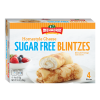 Blintzes Cheese Sugar Free 4 Pack