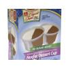 Vanilla Chocolate Dessert Cups No Sugar Added
