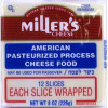 American Cheese White Sliced